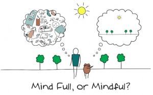 Edinburgh man and van Mindfulness