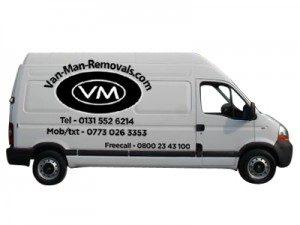 Man with a Van Edinburgh
